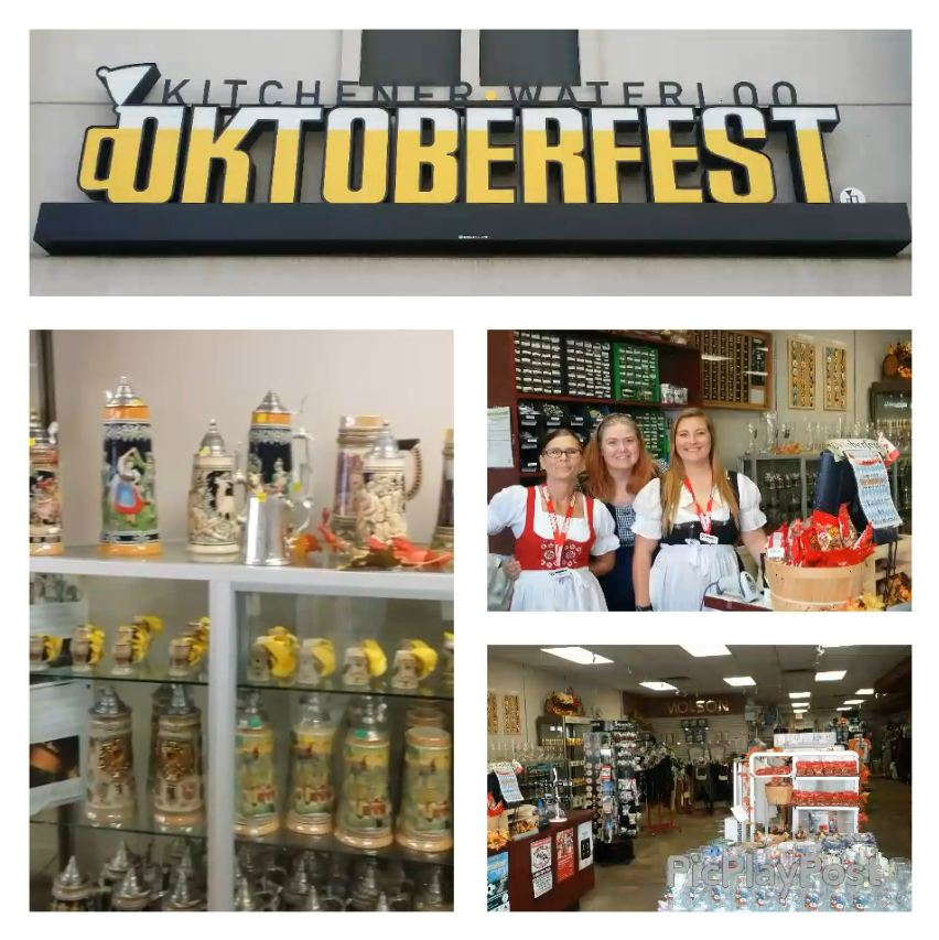 photo of outside oktoberfest store