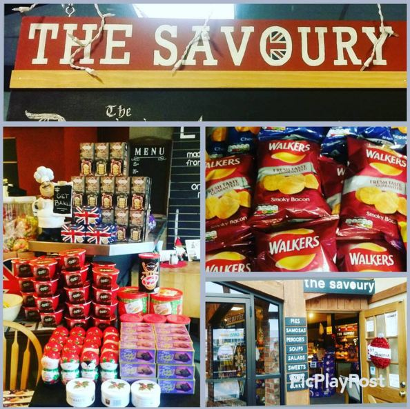 image of the savoury store